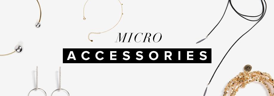 Micro Accessory Trends