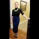 Thumb skirt