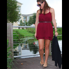 Thumb 1maroon dress   three wishes style