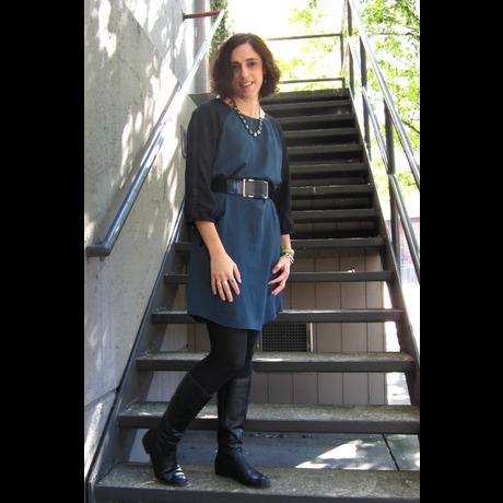 Lightbox le tote dress 1
