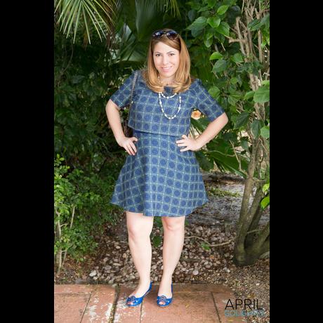 Lightbox le tote dress 2308