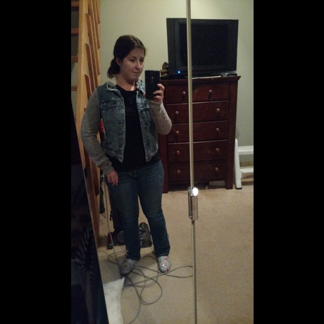 Lightbox jean jacket