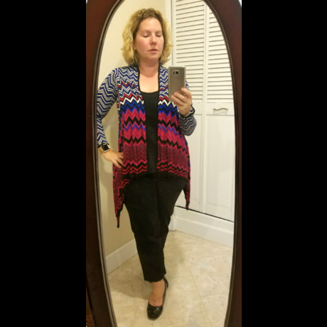 Lightbox cardigan