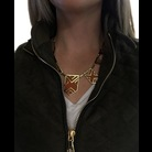 Thumb house of harlow caged sig necklace