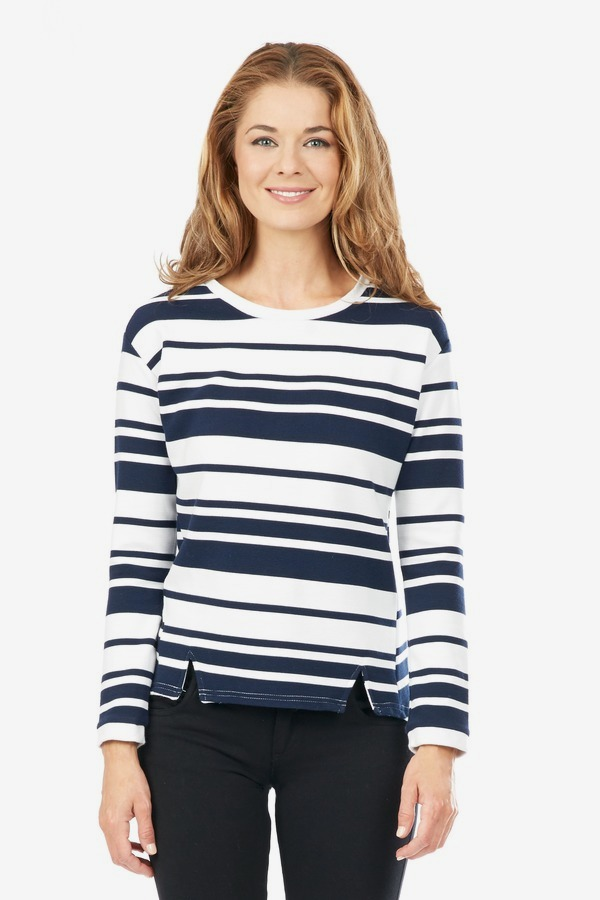 Nautical Crew Neck