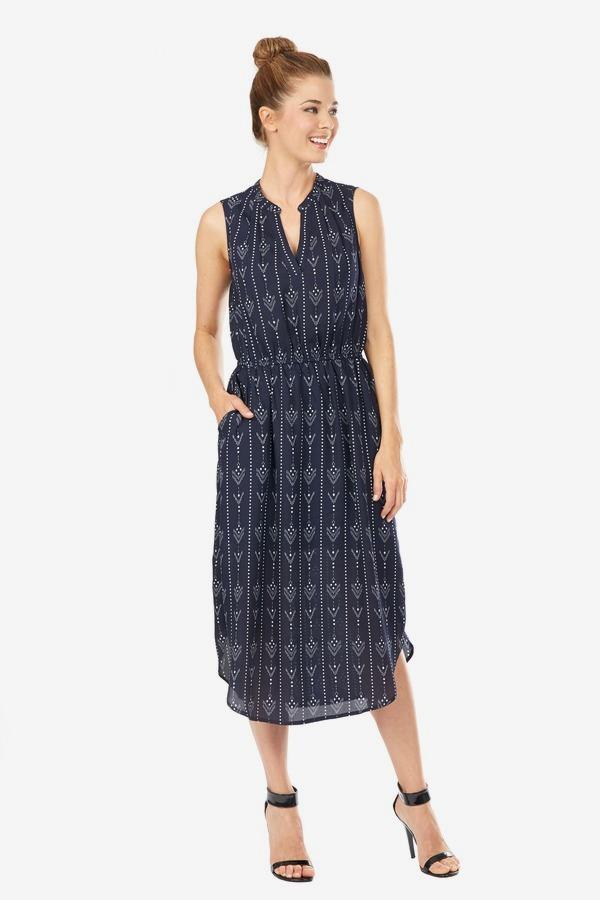 Easy Long Dress