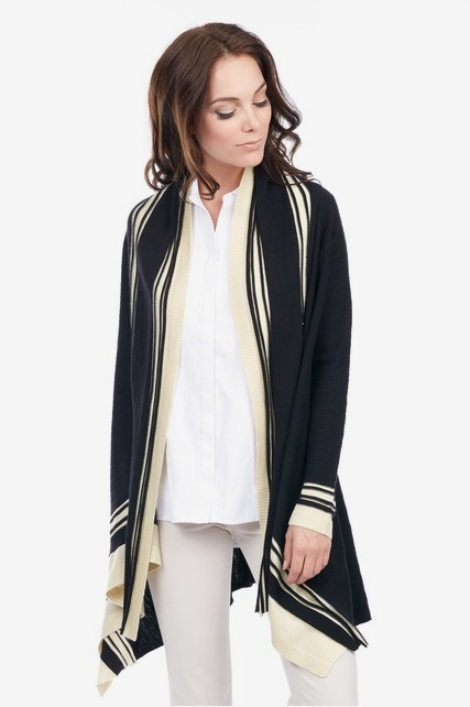 Handkerchief Duster Cardigan