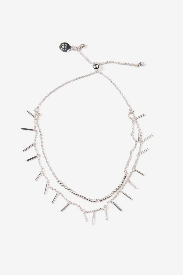 Makenzie Fringe Bracelet
