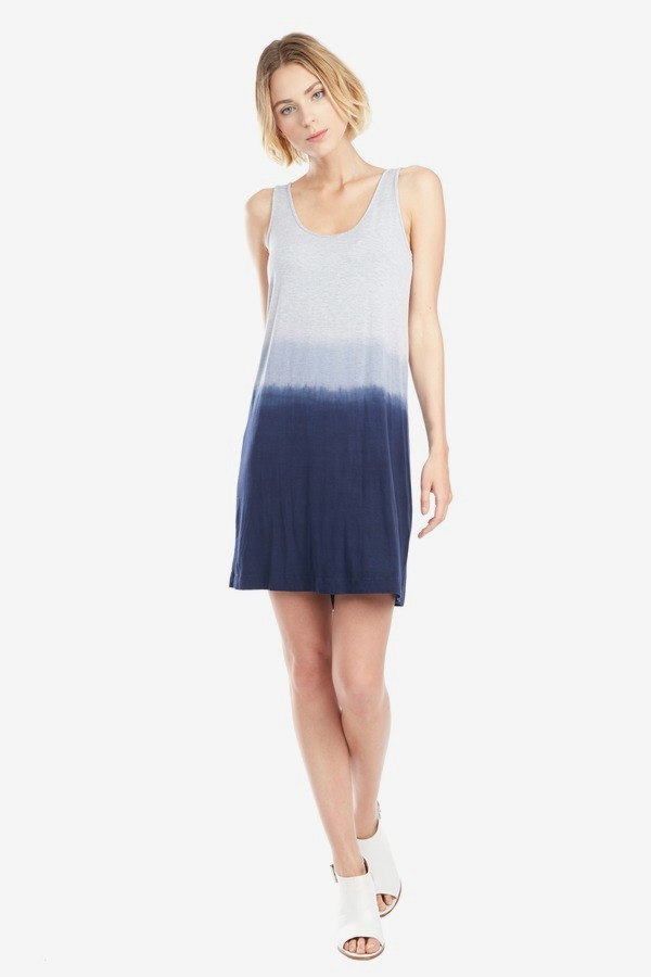 Jersey Ombre Dress