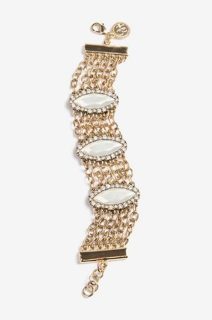 Rosewater Chain Bracelet