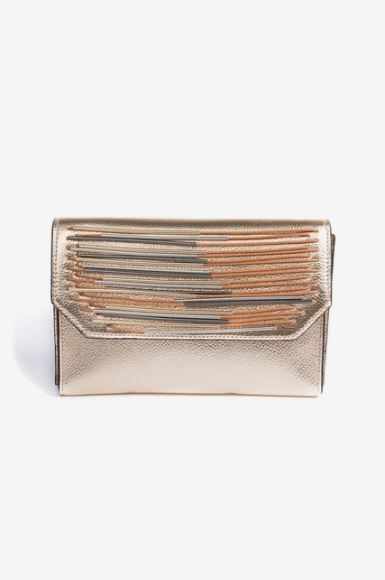 Metallic Metal Clutch