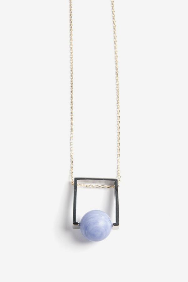 Orbital Bead Pendant