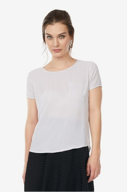 Dot Pocket Top