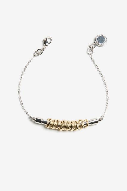Sliding Rings Bracelet