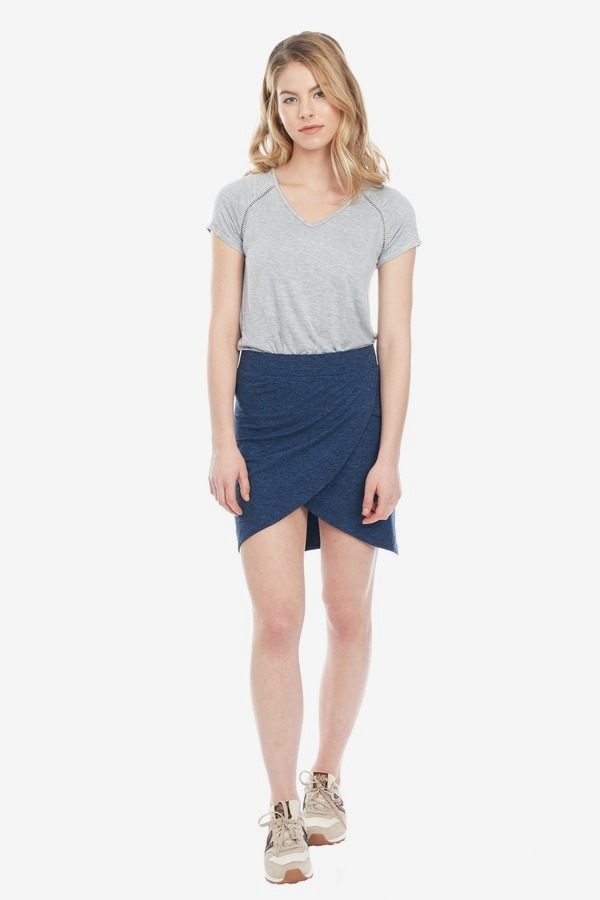 Stretchy Tulip Skirt