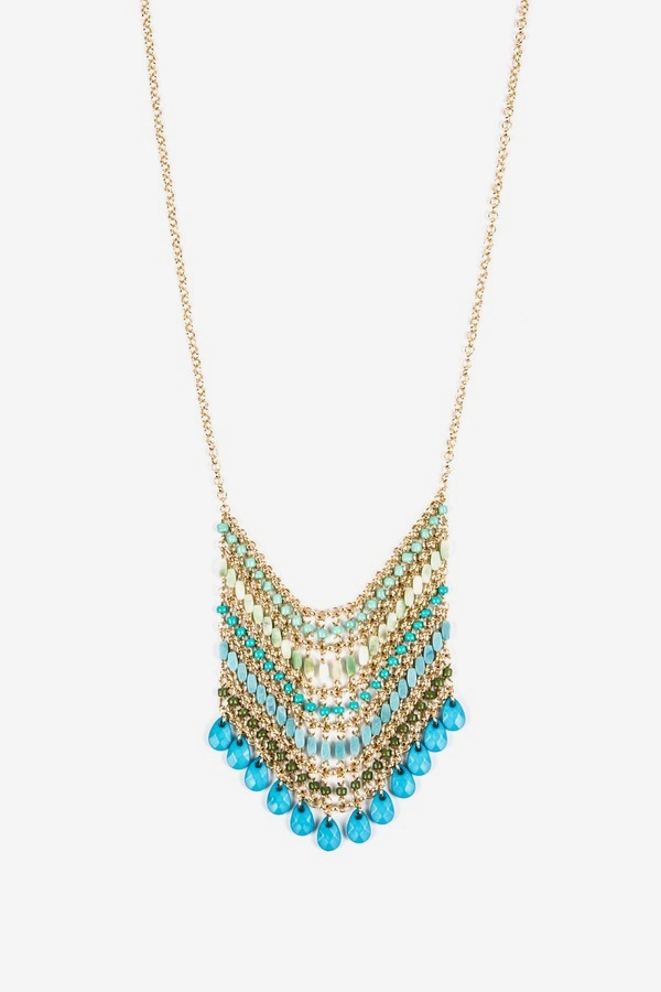 Ombre Statement Necklace