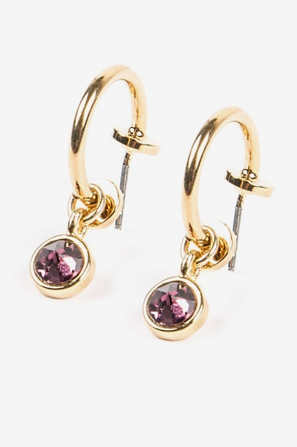 Swivel Hardware Earring