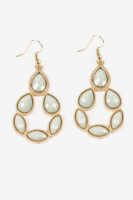 Set In Stone Earrings