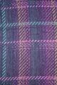 Violet Plaid Scarf
