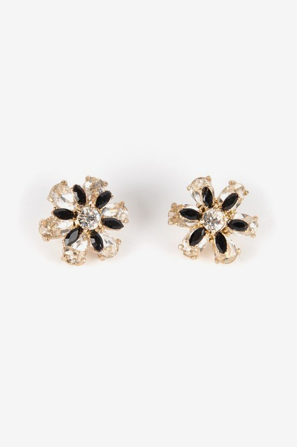 Shadow Blossoms Studs