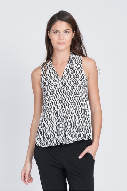 Chain Link Printed Tank