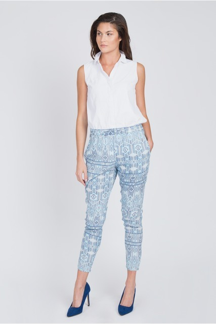 Tribal Printed Harem Pants