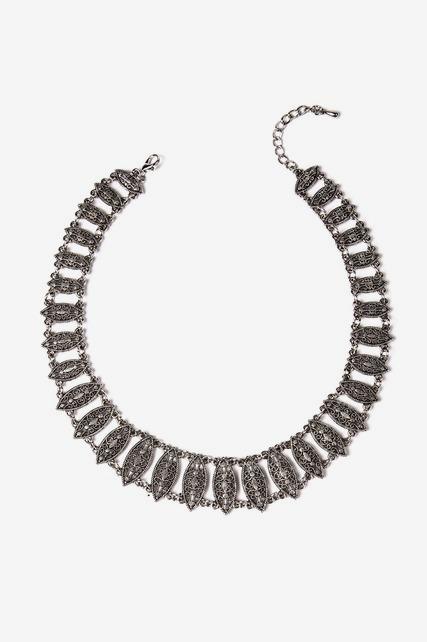 Flex Marquise Necklace