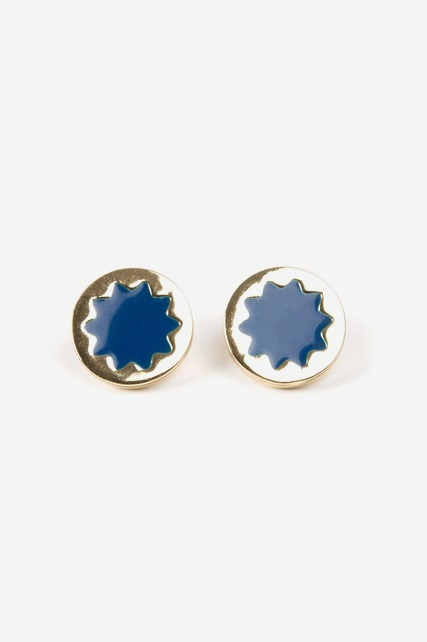 Exclusive Sunburst Studs