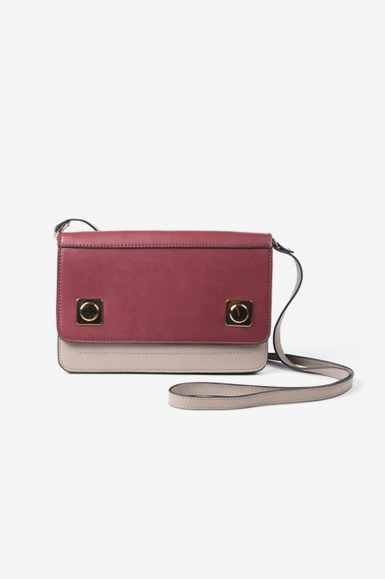 Two Tone Cross-body