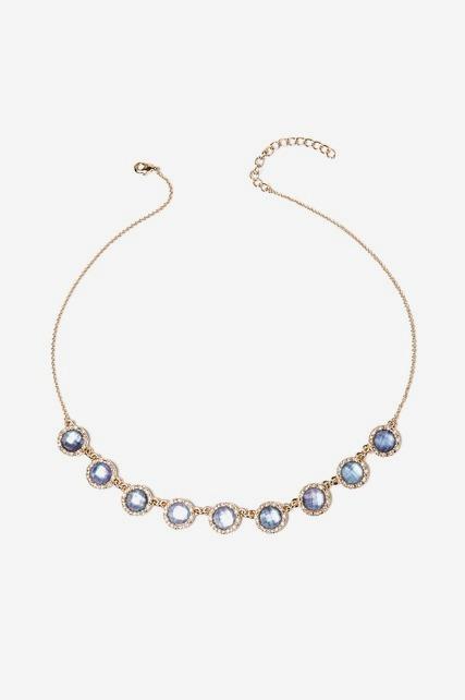Mini Stone Necklace