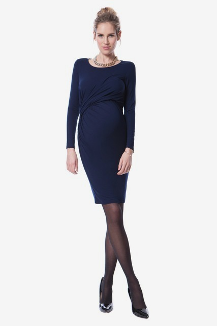 Fitted Nursing Dress