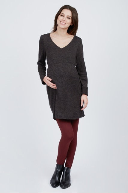 Sweater Knit Dress