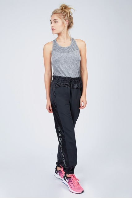 Texture Panel Track Pant