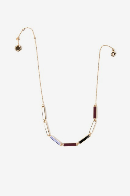 Bar Station Necklace