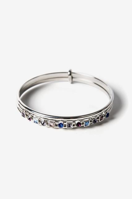 Layered Bead Bracelet