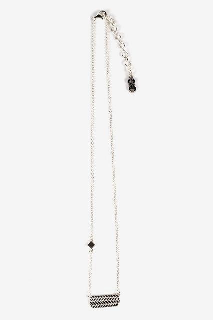 Herringbone Pendant