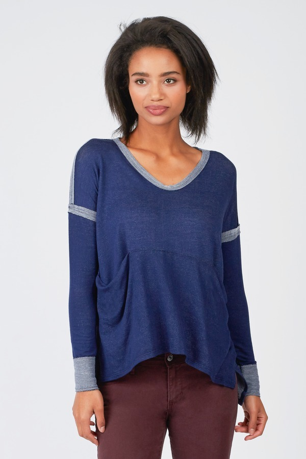Pullover Terry Dolman