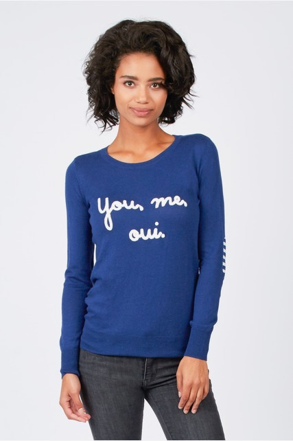 You Me Oui Pullover