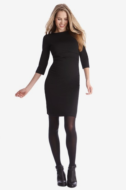 Nursing Sheath Dress