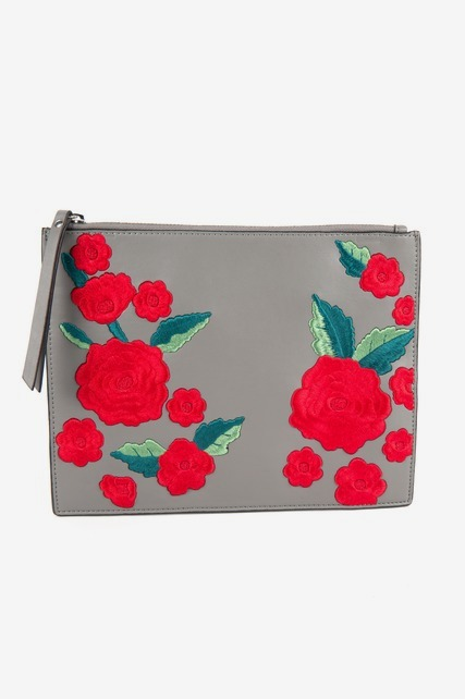 Rose Bud Clutch