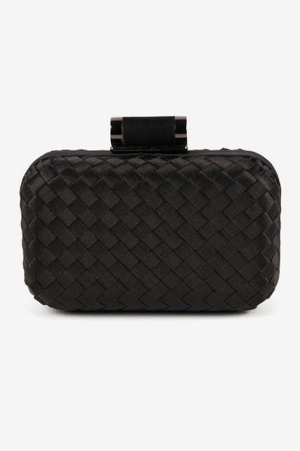 Crosshatch Clutch