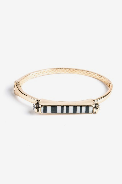 Striped Hinge Bracelet