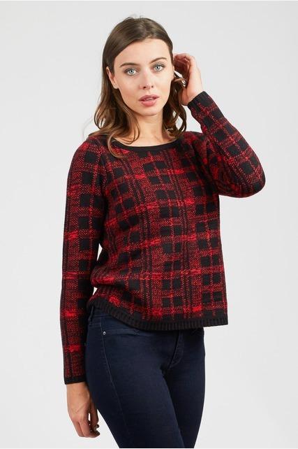 Dogtooth Sweatshirt