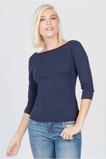 Essential 3/4 Sleeve Top