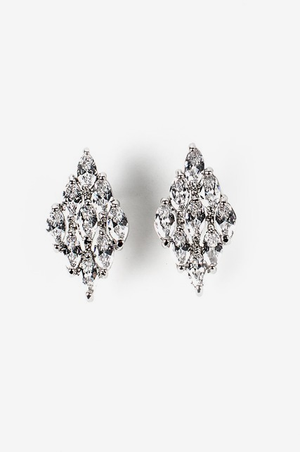 Diamond Crystal Stud