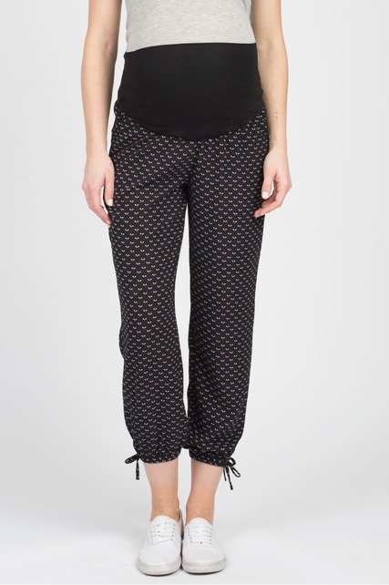 Woven Tie Pant