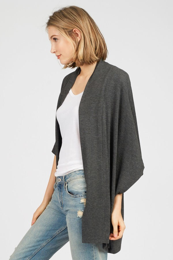 drapes cardigan drape sweater for women faeaa front vince