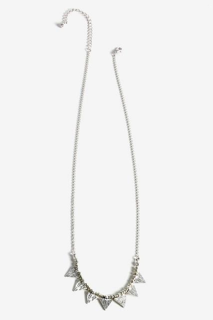 Mini Triangle Necklace
