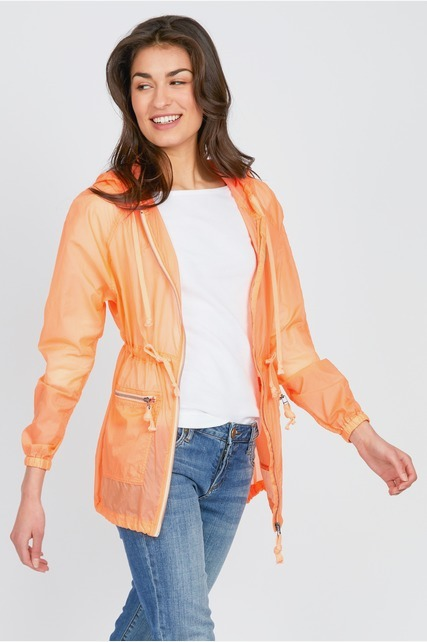 Bright Blocked Jacket