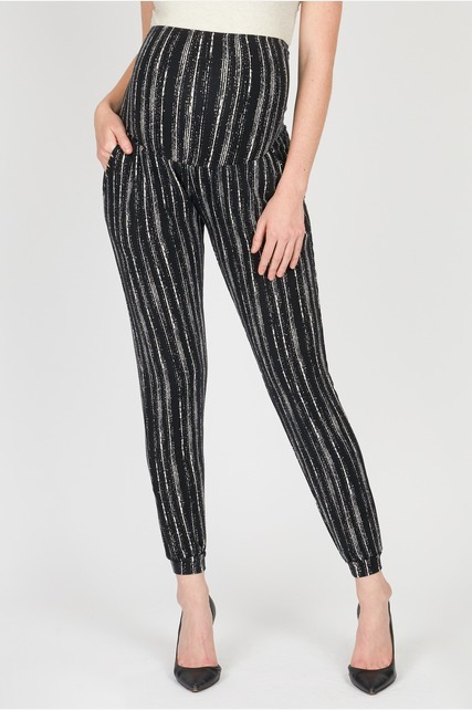 Abstract Stripe Pant